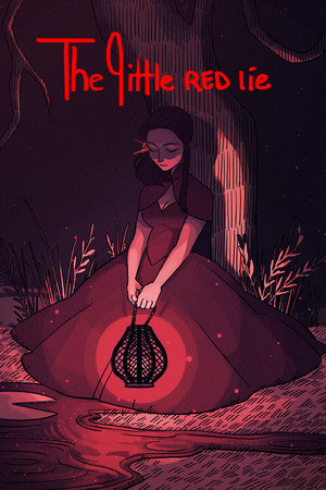 The Little Red Lie poster image on Steam Backlog