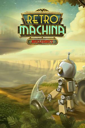 Retro Machina: Nucleonics poster image on Steam Backlog