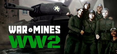 War Mines: WW2 cover art