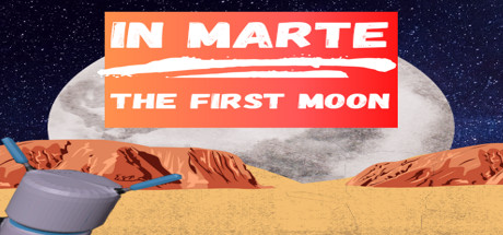 In Marte - The First Moon cover art