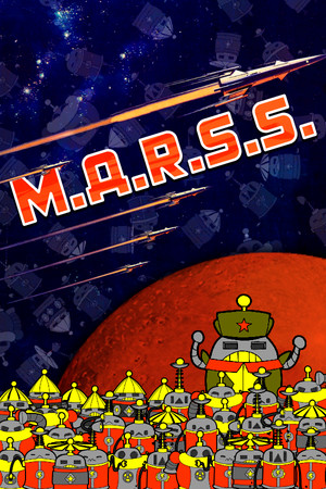 M.A.R.S.S. poster image on Steam Backlog