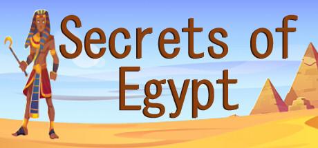 Secrets of Egypt cover art