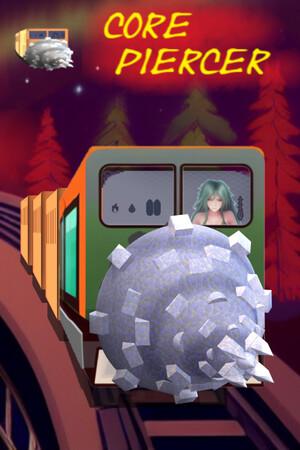 CorePiercer poster image on Steam Backlog