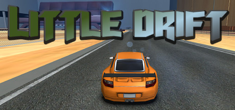 Little drift cover art