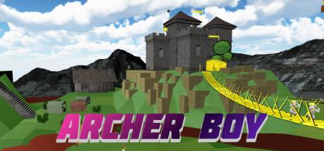 Archer boy cover art