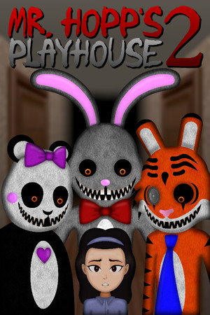 Mr. Hopp's Playhouse 2 poster image on Steam Backlog
