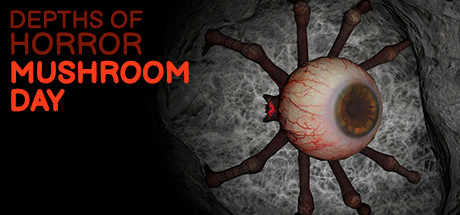 Depths Of Horror: Mushroom Day cover art