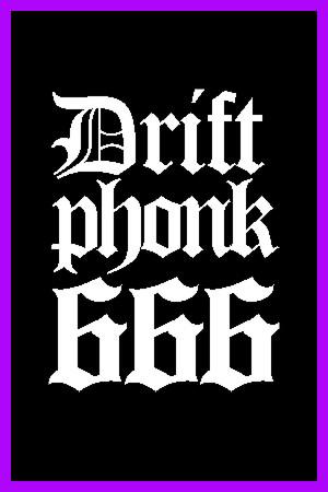 Drift Phonk 666 poster image on Steam Backlog