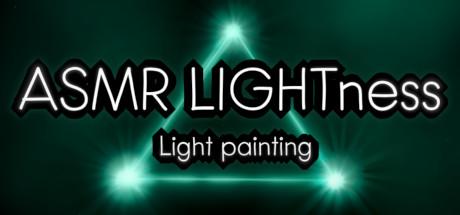 ASMR LIGHTness - Light painting cover art
