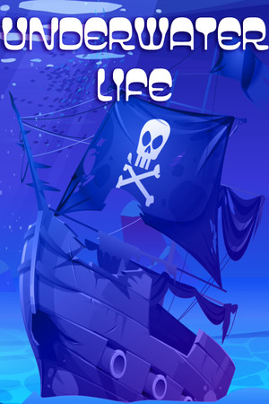 Underwater Life poster image on Steam Backlog