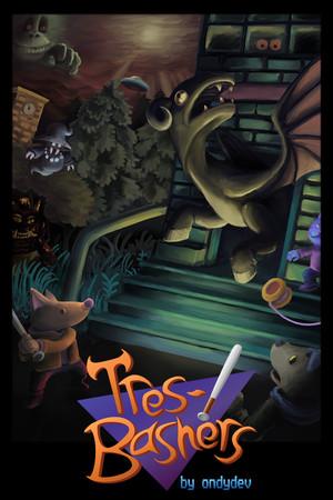 Tres-Bashers poster image on Steam Backlog