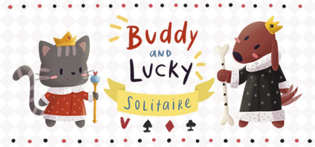 Buddy and Lucky Solitaire cover art