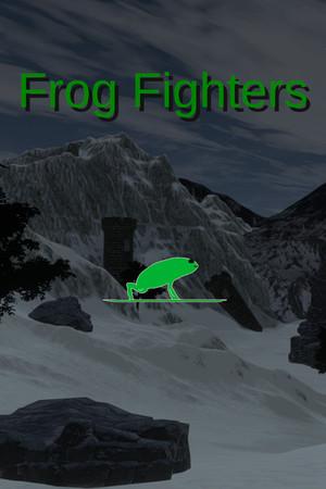 Frog Fighters poster image on Steam Backlog