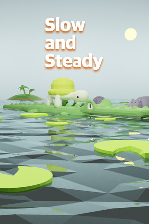 Slow and Steady poster image on Steam Backlog