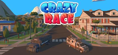 Crazy Race cover art