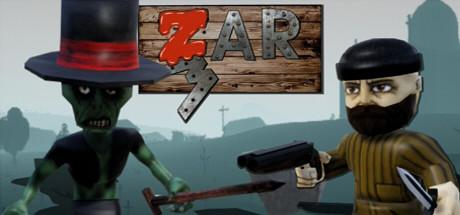 ZAR cover art