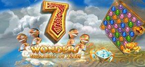 7 Wonders: Treasures of Seven cover art