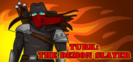 TURK: The Demon Slayer cover art