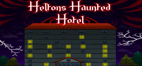 Heltons Haunted Hotel cover art