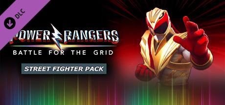Купить Power Rangers: Battle for the Grid - Ryu Crimson Hawk Ranger (DLC)