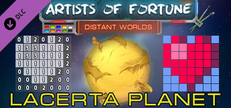 Artists Of Fortune - Lacerta Planet