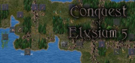 Conquest of Elysium 5