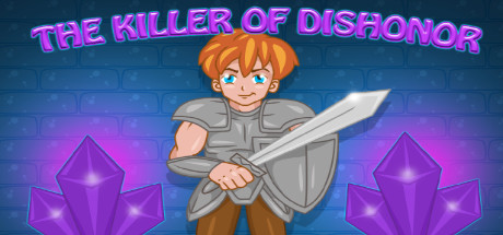 The Killer of Dishonor cover art