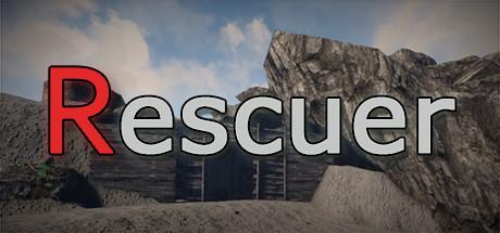 Rescuer cover art