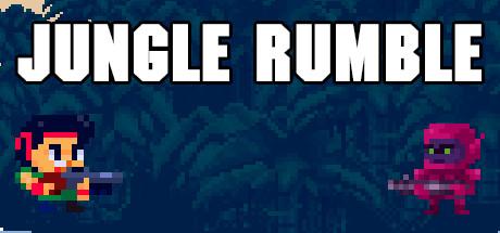 Jungle Rumble cover art