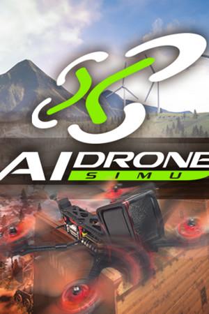 AI Drone Simulator poster image on Steam Backlog