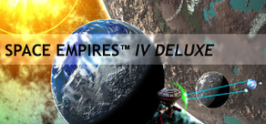 Space Empires IV Deluxe cover art