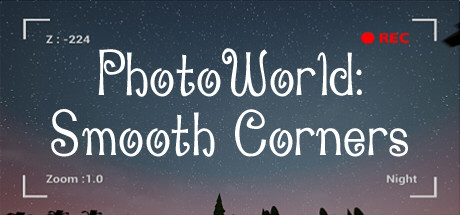 PhotoWorld: Smooth Сorners cover art