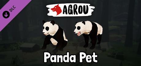 Agrou - Panda pet