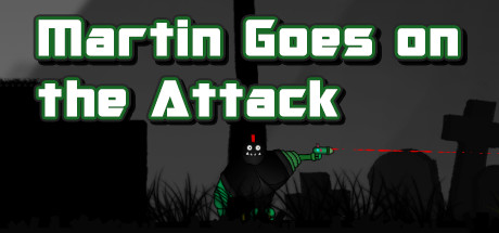 Martin Goes on the Attack cover art