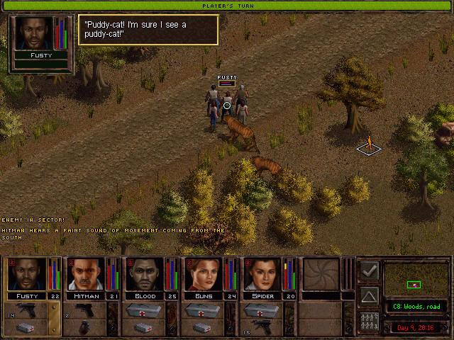 Download Jagged Alliance 2 Gold Full PC Game