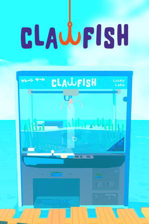 Clawfish poster image on Steam Backlog