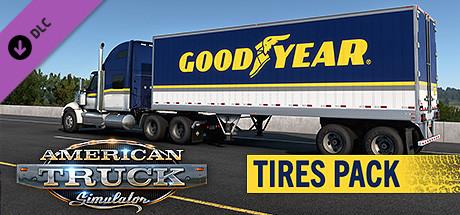 American Truck Simulator - Goodyear Tires Pack