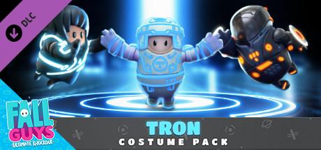 Fall Guys - Tron Costume Pack