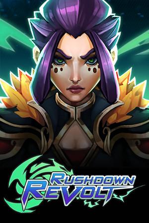 Rushdown Revolt - Alpha Testing poster image on Steam Backlog