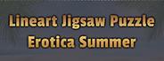 LineArt Jigsaw Puzzle - Erotica Summer