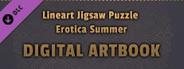 LineArt Jigsaw Puzzle - Erotica Summer ArtBook