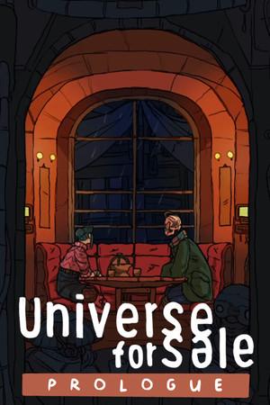 Universe For Sale - Prologue poster image on Steam Backlog