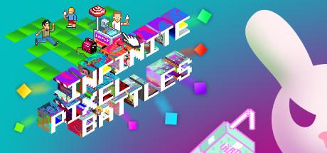 Infinite Pixel Battles