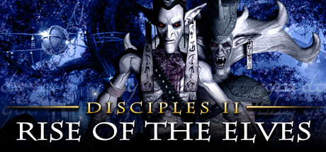 Teaser for Disciples II: Rise of the Elves