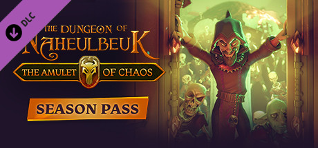 Купить The Dungeon Of Naheulbeuk: The Amulet Of Chaos - Season Pass (DLC)