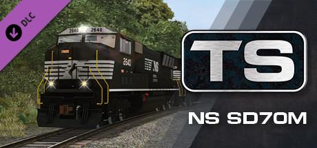 Train Simulator: Norfolk Southern SD70M Loco Add-On