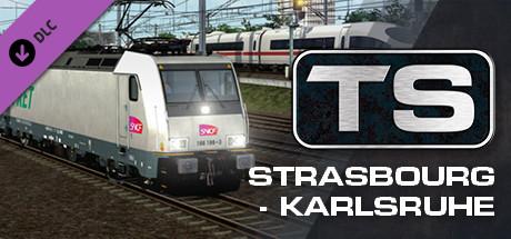Train Simulator: Bahnstrecke Strasbourg - Karlsruhe Route Add-On