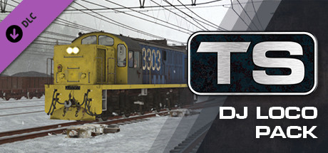 Train Simulator: New Zealand DJ Loco Pack