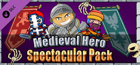 Medieval Hero - Spectacular Pack cover art