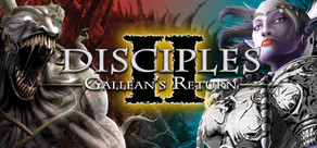 Disciples II: Gallean's Return cover art